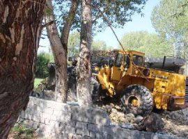 نابودی ۱۱ هزار هکتار از باغهای شهریار در ۲۰ سال