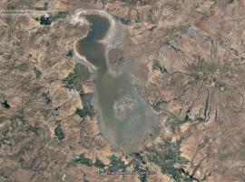 احیای دریاچه ارومیه تا سال ۱۴۰۲ محقق نمیشود