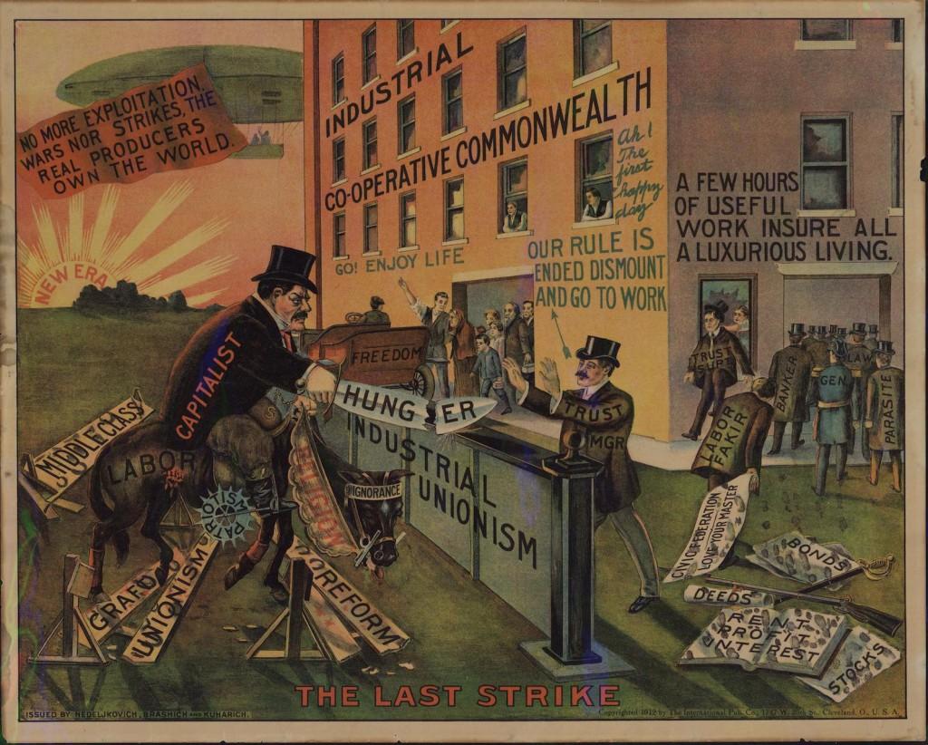 قدیمیترین آرشیو پوسترهای سیاسی در دسترس همگان