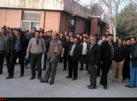 تجمع در تهران، تبریز و اردبیل، اخراج ۴۳۵ نفر در بهشهر