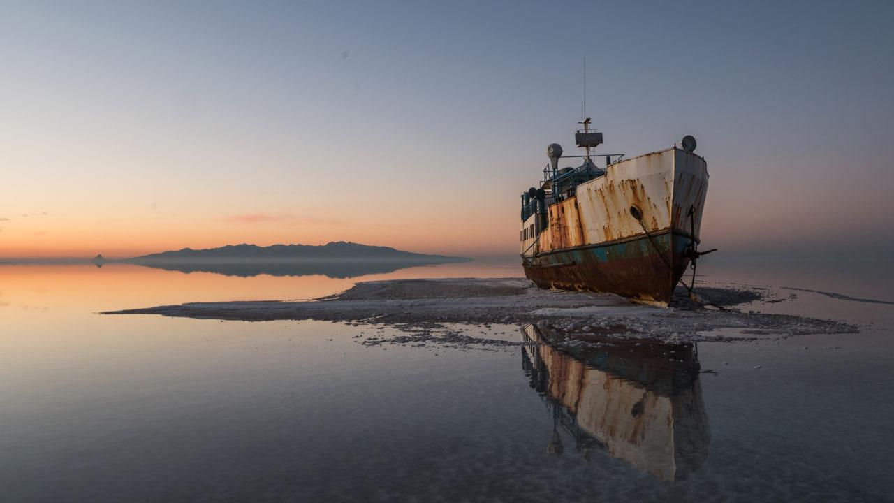 پای خیریه به دریاچه ارومیه هم باز میشود