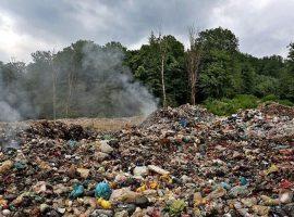 دفن روزانه ۷هزار تن زباله در جنگلهای شمال