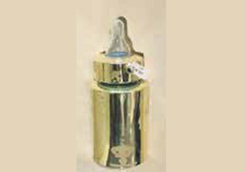 مانور تجمل با شیشه شیر ۲۵میلیون تومانی