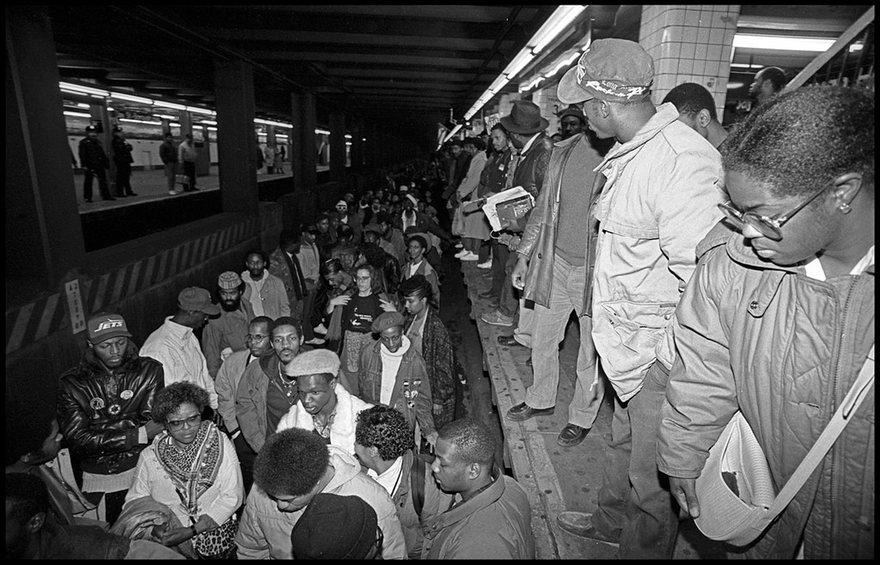تاریخچهای از تظاهرات در نیویورک به روایت تصویر