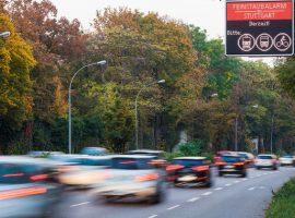 شکایت ساکنان اشتوتگارت از شهردار به خاطر آلودگی هوا