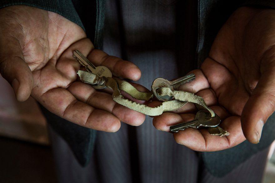 «تمام آنچه که از سوریه با خود آوردم»