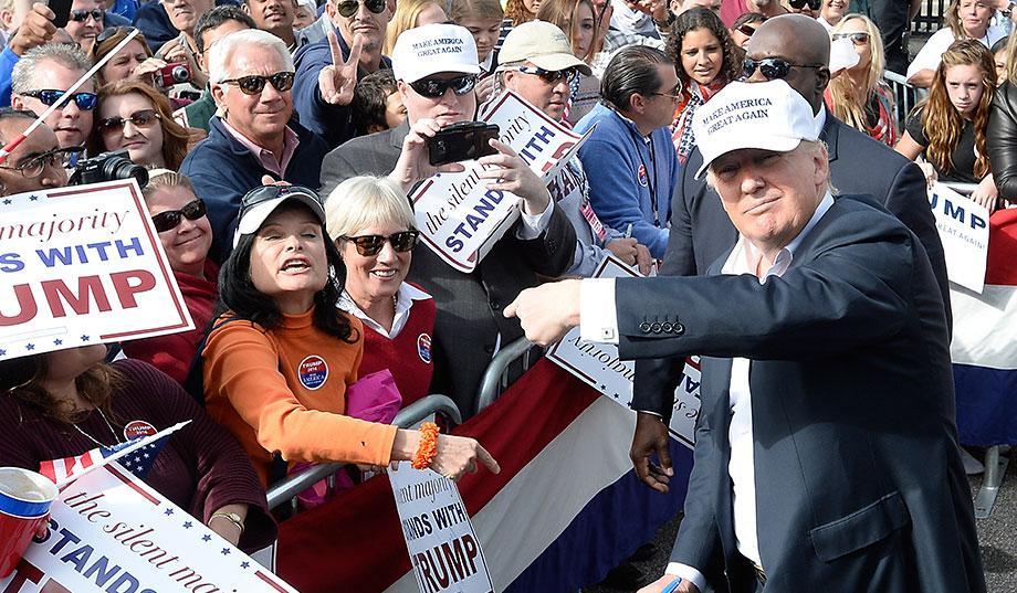 چرا مردم آمریکا چشم بر وجوه ناخوشایند ترامپ بستند؟