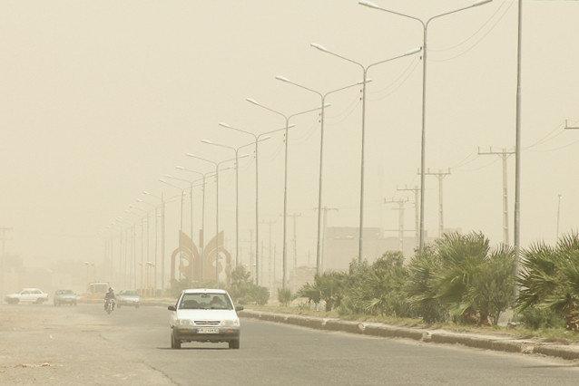 هوای شهرهای استان ایلام در وضعیت هشدار