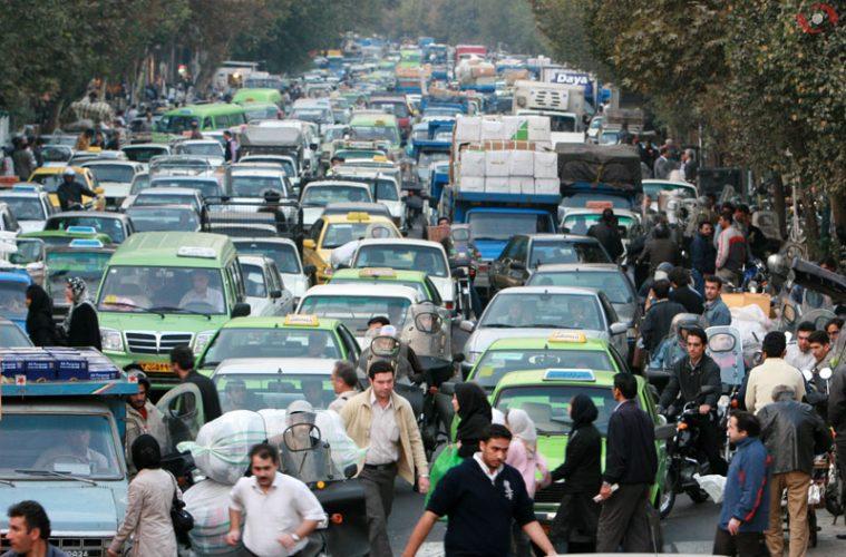 تهران، شهری با تطبیقپذیری پایین