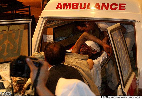 مصدومیت شدید ۹کارگر در انفجار کوزه ذوبآهن یاسوج