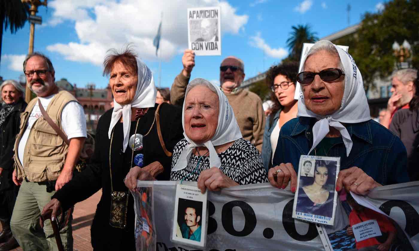 مادرانِ ناپدیدشدگان آرژانتینی خاموش نمیشوند