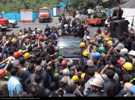 انتشار نامه شرمندگی معدنچیان یورت به جای پاسخگویی