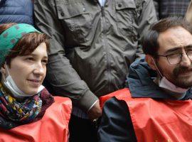بازداشت دو معلم ترک بعد از ۷۵روز اعتصاب غذا