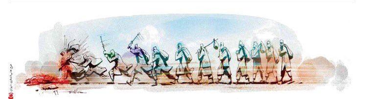 مهاجرت دردناک «گل محمد»