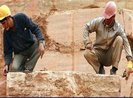 اخراج ۲۲۹ کارگر در گچساران و تجمع در اردبیل و یزد