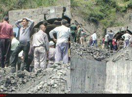 ۳۵ کشته در حادثه انفجار معدن در گلستان