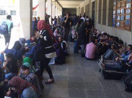 عقبنشینی مسئولان دانشگاه تهران در برابر مطالبات دانشجویان هنر