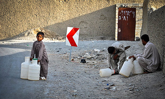 بیآبی و هزینه سنگین برق بلای جان سیستانوبلوچستان