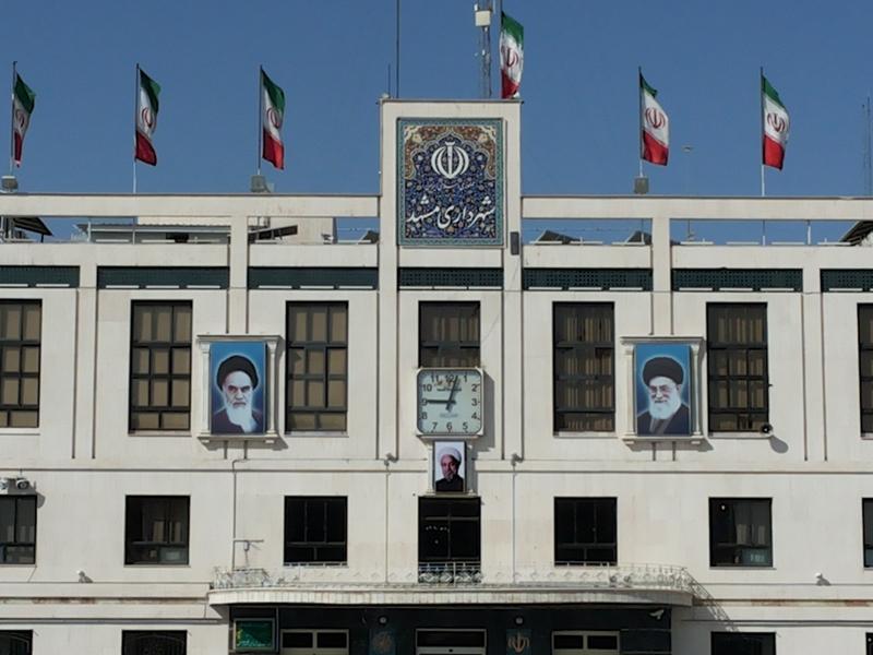 حکم انفصال از خدمت شهردار مشهد موقتا متوقف شد