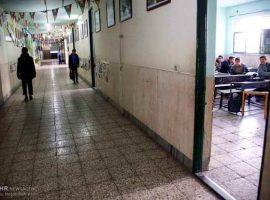 ۶۰درصد مدارس بخش مرکزی تهران فرسودهاند