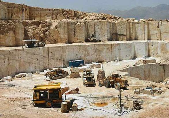 فقط یک معدن از ۲۸۷معدن زنجان تجهیزات ایمنی دارد