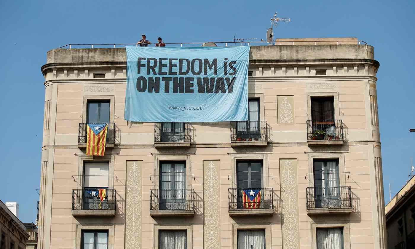 برگزاری همهپرسی جدایی کاتالونیا از اسپانیا در اول اکتبر