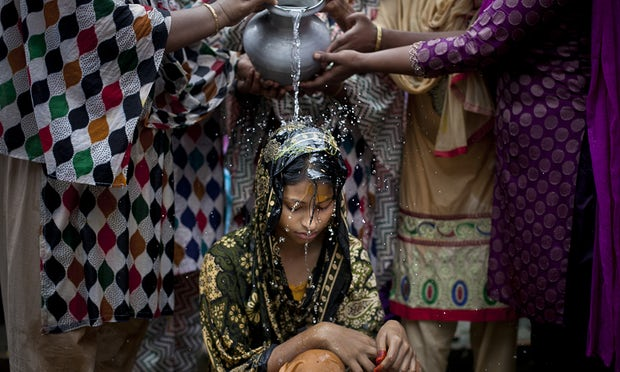 روزانه ۲۰هزار کودک در جهان ازدواج میکنند