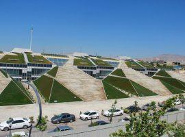 باغ کتاب بدون مجوز شورای شهر ساخته شده