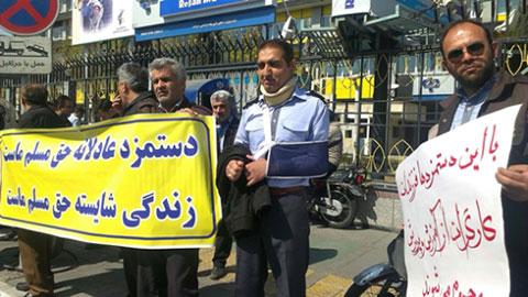 شهرداری حق بیمه کارگران شرکت واحد را هم پرداخت نکرده