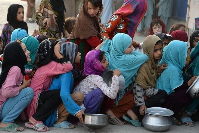 گرسنگی به مثابه سلاح