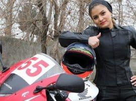 روایت جنگیدن برای یک حق بدیهی: موتورسواری زنان