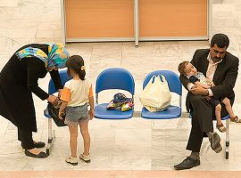 ۷۵درصد خانوادههای ایرانی آسیبدیده یا در معرض آسیبند