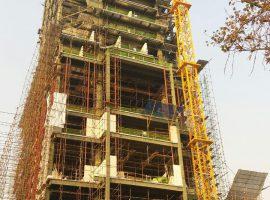 تخلف ۱۳طبقهای در برجی که به جای پارک ساخته شد