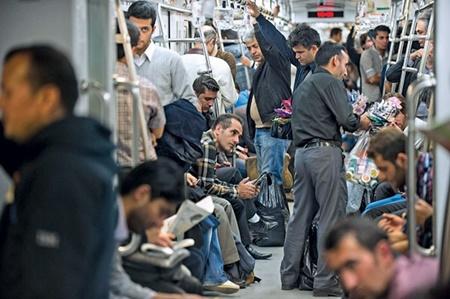 مترو، هیولایی از سرزمین هادس