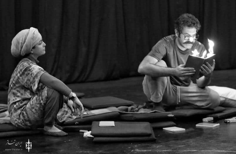 انتقاد از رواج ریاکاری در تئاتر ایران