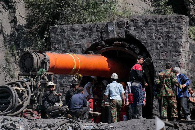 ۲کشته و زخمی در انفجار معدن زغالسنگ دیزین