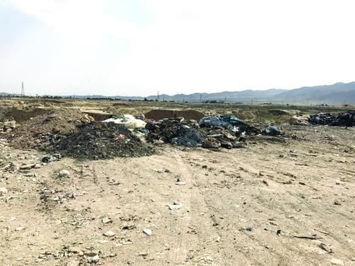 زبالههای خطرناک، همسایه زمینهای کشاورزی