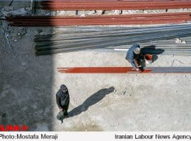 ماهانه ۵کارگر ساختمانی جان خود را از دست میدهند