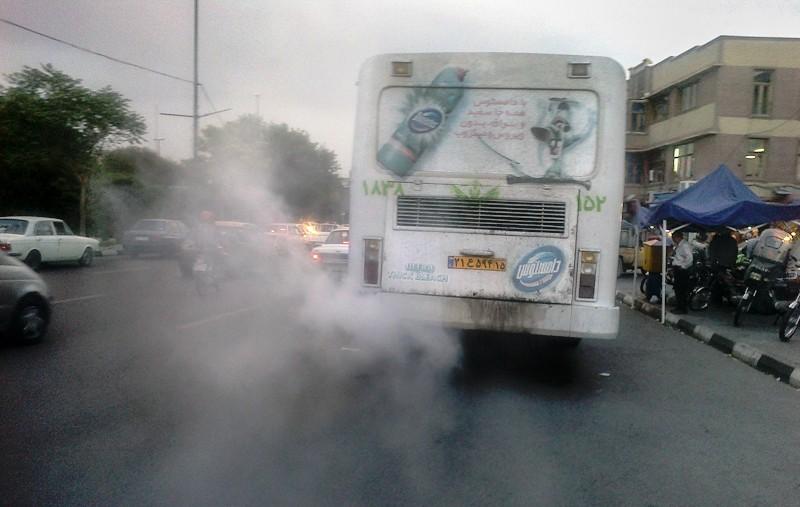 شرکت واحد برای اتوبوسهایش معاینه فنی تقلبی میگیرد