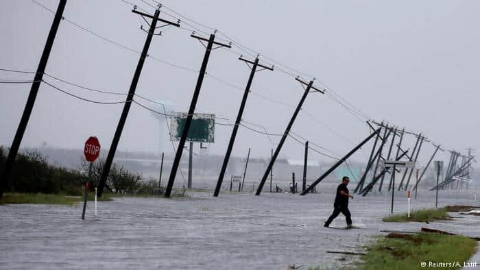 رسانهها ارتباط تغییرات اقلیمی با طوفانها را نادیده میگیرند