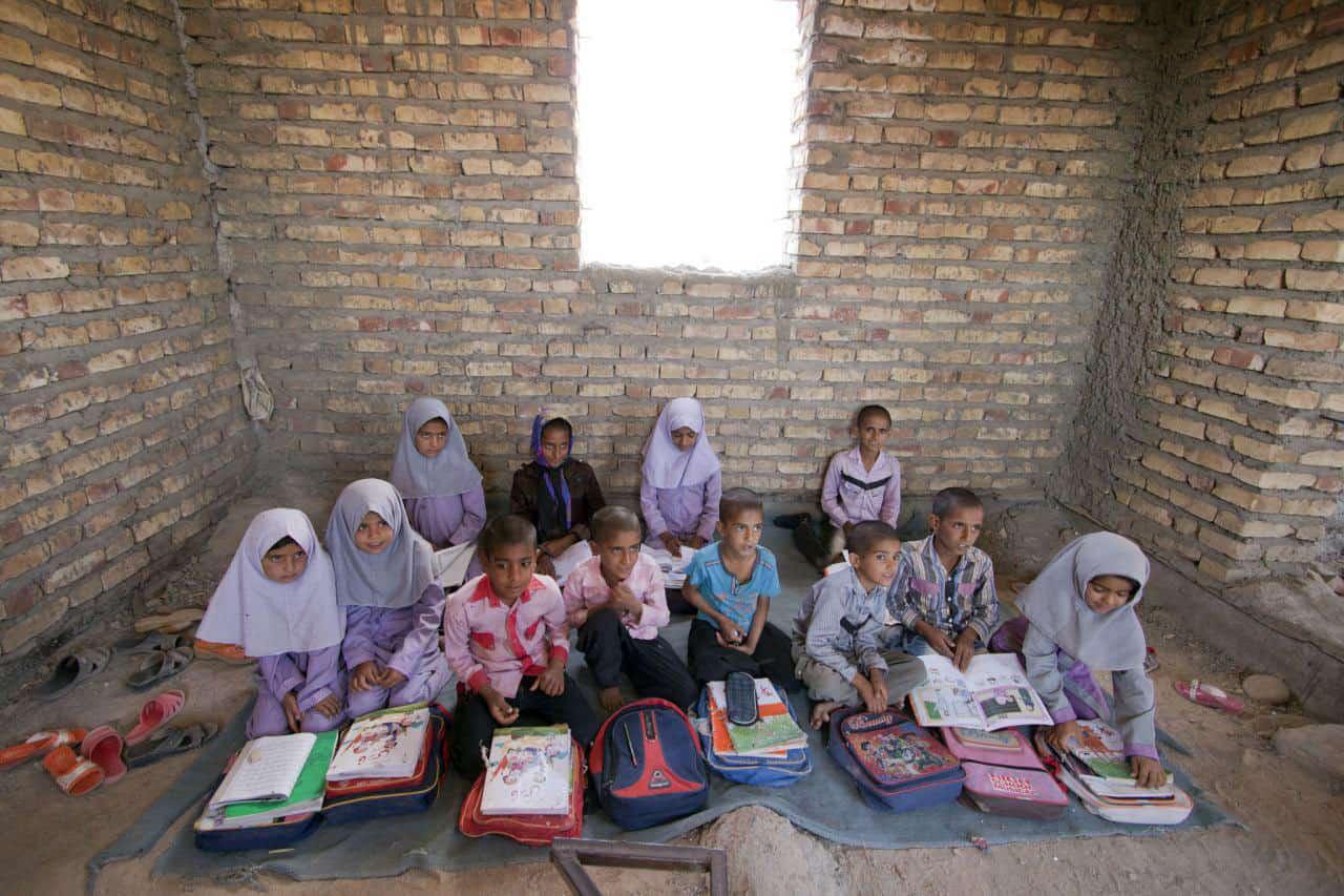 Image result for مدرسه روستایی