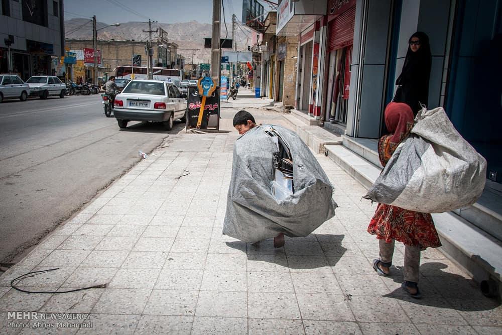 «طرحهای ساماندهی کودکان کار ارتجاعیاند»
