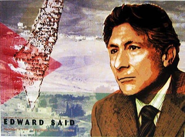 ادوارد سعید: مبارز راه عدالت، حقیقت و فلسطین