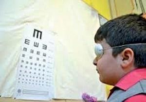 نبود متخصص و گرانی عینک علت افزایش اختلالات بینایی در مناطق محروم