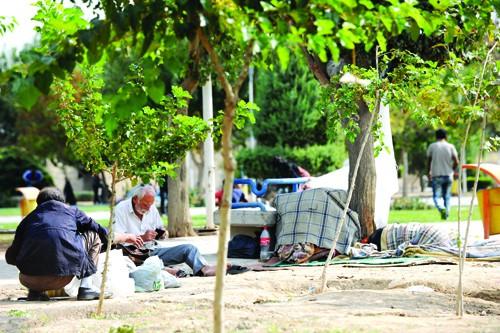 مبارزه با فقیر بهجای مبارزه با فقر