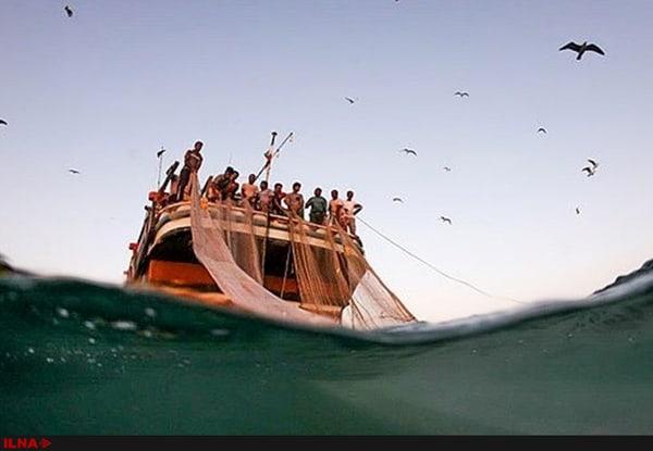 دزدان دریایی برای آزادی هر صیاد ۱۵۰۰دلار خواستهاند