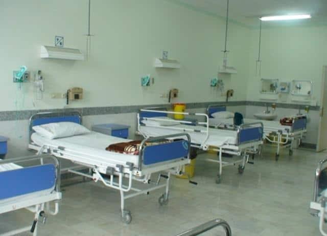۱۰درصد بیمارستانهای تهران در ۴۰سال گذشته ساخته شدهاند