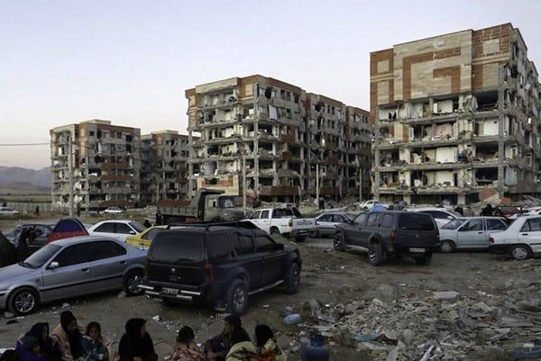 نگرانی مردم زلزلهزده از برآورد پایین خسارت خانههایشان