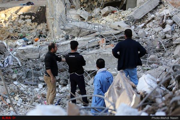 زلزله کرمانشاه ۲۳۰۰ کارگر را بیکار کرد