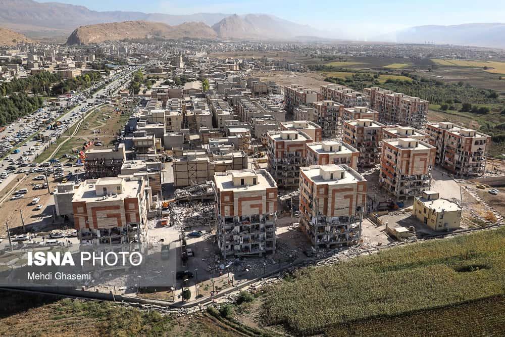 مصالح غیراستاندارد علت تخریب واحدهای مسکن مهر